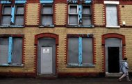 Number of empty homes in England rises to more than 216,000