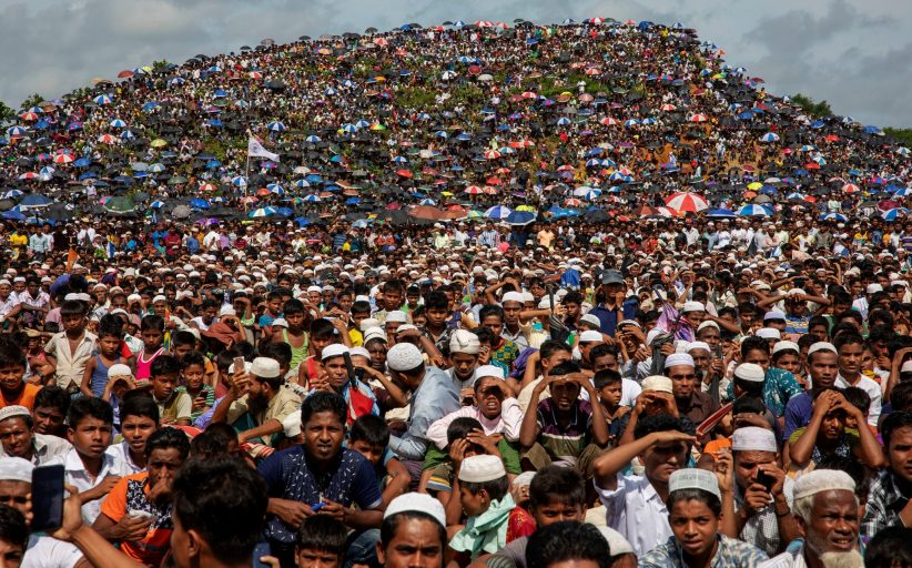 The Rohingya's Right of No Return