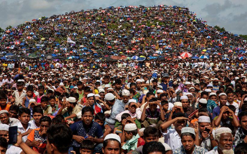 The Rohingya's Right of No Return