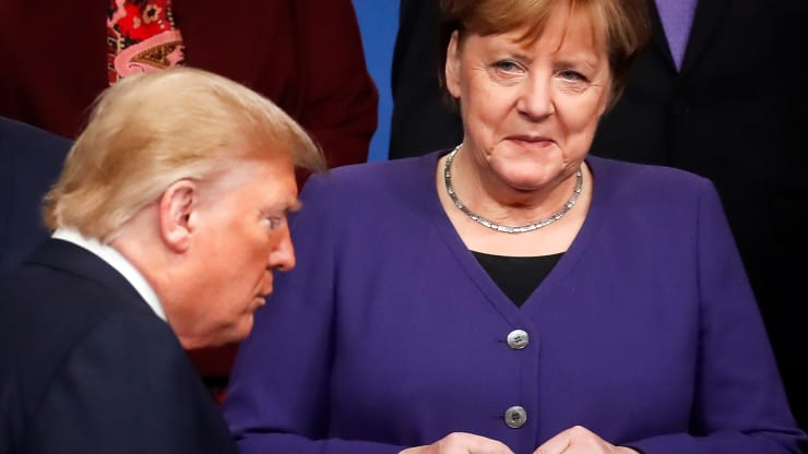 America's relationship with Germany may never be the same again, Berlin warns