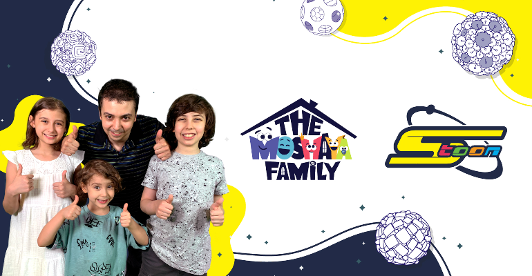 Spacetoon Morphs YouTube Influencer Moshaya Family into Lifestyle Franchise