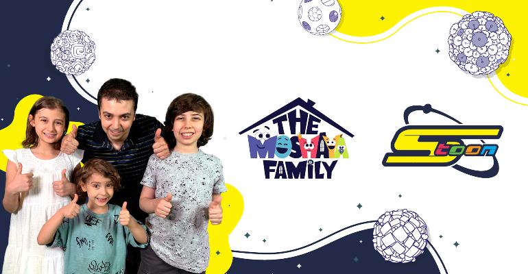 Spacetoon Morphs YouTube Influencer Moshaya Family into Lifestyle Franchise