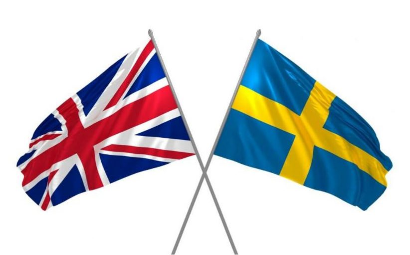 Sweden Bans Britons From Entering at Least Until March 31- Due to Brexit & COVID-19