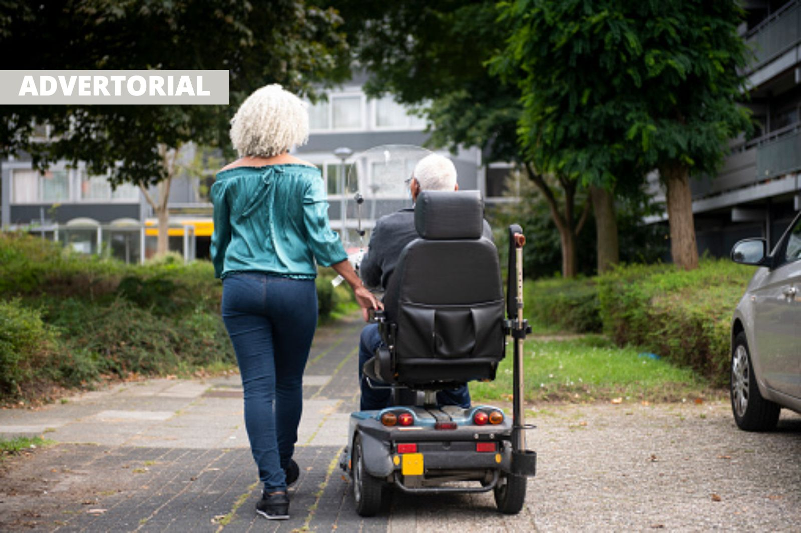 Making life easier for older and disabled people at The Lifestyle Centre in Nottingham